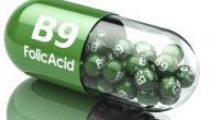 أعراض نقص فيتامين B9