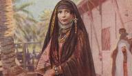 الشاعرة تماضر بنت عمرو