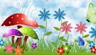 وصف فصل الربيع وجماله