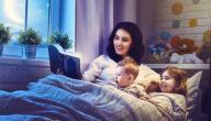 قصص أطفال قبل النوم للبنات