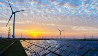 مبدأ عمل ألواح الطاقة الشمسية