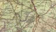 أنواع الخرائط