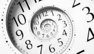 تعبير عن أهمية الوقت في حياة المسلم
