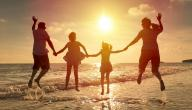 تعبير عن العائلة وصلة الرحم