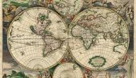 ما هو مفتاح الخريطة الطبوغرافية