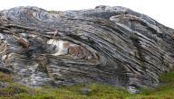 التراكيب الجيولوجية فى صخور القشرة الارضية