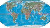 جغرافيّة خط عرض صفر
