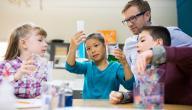 تجارب علوم سهلة وبسيطة للطلاب