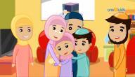 قصص أطفال مصورة عن الوالدين