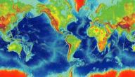 خصائص الأزمنة الجيولوجية