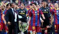 أسماء لاعبي كرة القدم في برشلونة