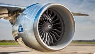 آلية عمل محرك الطائرة