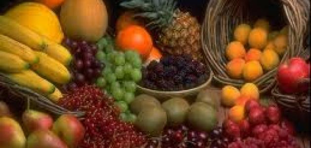 أفضل أنواع الخضار و الفواكه لصحة الجلد