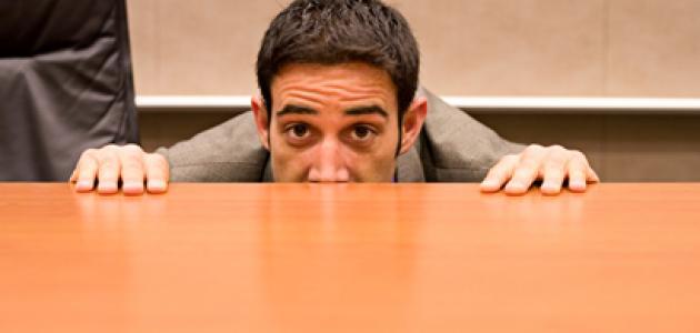 إشارات تجعلك خائفا من فقدان عملك