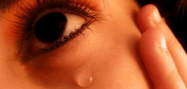 فوائد الدموع