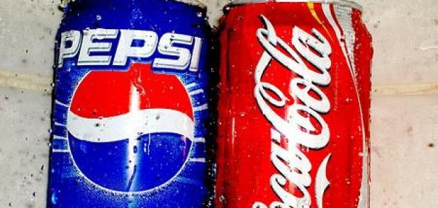 كوكا كولا و ببيسي كولا يغيران طريقة تلوين الكرامل لتجنب السرطان