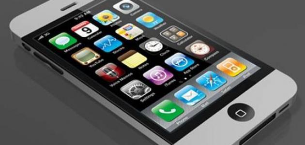 شركة أبل تعلن ولادة iPhone5
