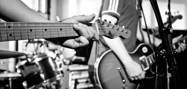 تاريخ و أصل بعض الآلات الموسيقية