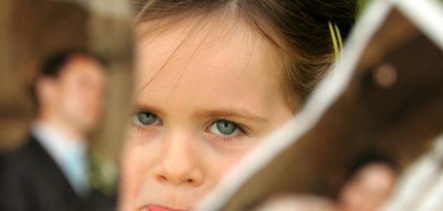 كيف تختلف تصرفات الأطفال بعد طلاق الوالدين ؟