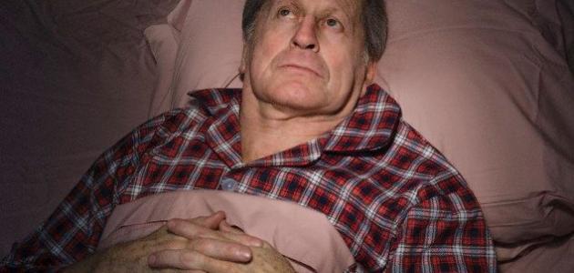 مشاكل النوم أحد أعراض الألزهايمر المبكرة