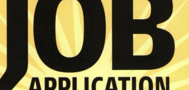 كيف تكتب صفحة المقدمة لطلب الوظيفة دون وجود خبرات عمل سابقة
