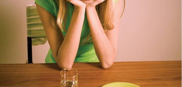 طرق للتخلص من فقدان الشهية