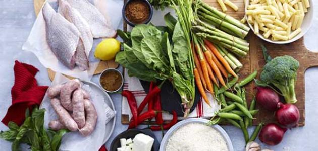 علاج التهاب المفاصل بالتغذية السليمة