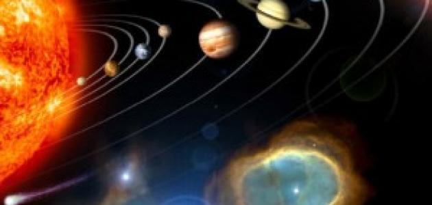 حقائق مثيره حول النظام الشمسي