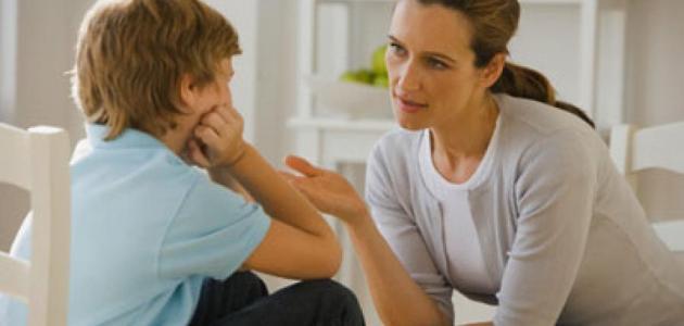 كيف تحث طفلك على الحديث عن حياته معك ؟