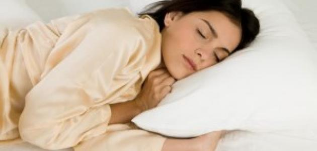 أوضاع النوم وتأثيرها على الصحة