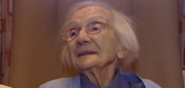 اسكتلندية تكشف سر تجاوز عمرها عن 109 عاما