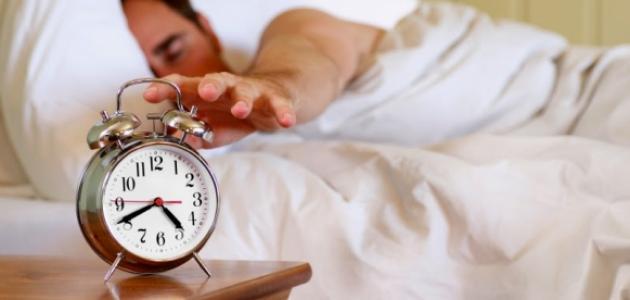 ما هو أفضل وقت للنوم في فصل الشتاء