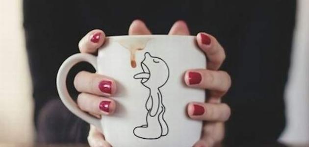 علامات الإدمان على شرب القهوة