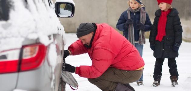 نصائح أساسية للعناية بسيارتك في فصل الشتاء