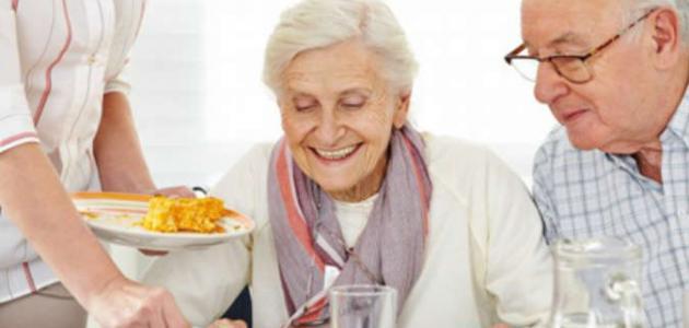 سوء التغذية لدى كبار السن