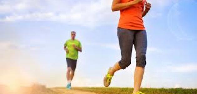 علاقة الجري في التخلص من الألم