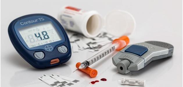 أثار جانبية غير شائعة لمرض السكري