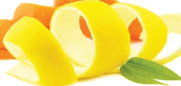 فوائد و استخدامات قشر الليمون