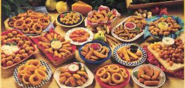 تعرف على العادات الغذائية السيئة في رمضان؟