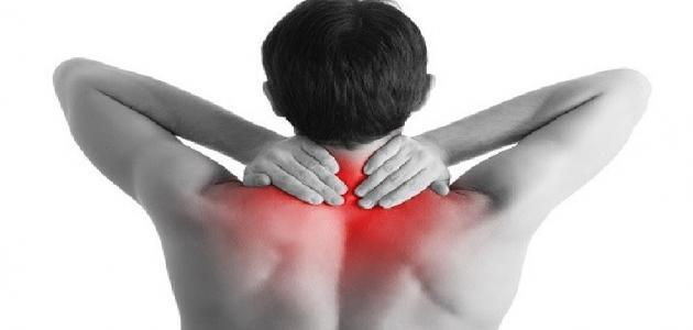 ما هو ديسك الرقبة أعراضه وعلاجه