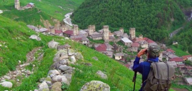 ما هي دول القوقاز