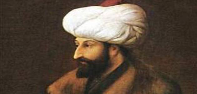 من هو محمد الفاتح ؟