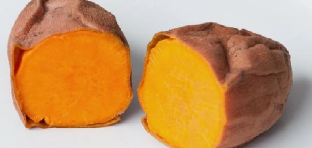 حقائق عن البطاطا الحلوة