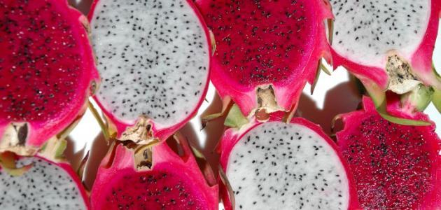 ما هي فوائد تناول فاكهة التنين أو الدراغون؟