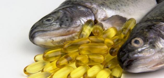 الفوائد الصحية لحبوب زيت السمك