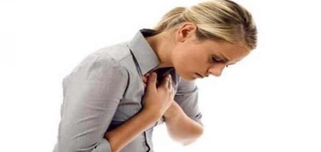 أعراض النوبة القلبية عند النساء