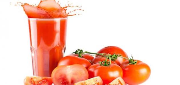 فوائد عصير الطماطم للجنس