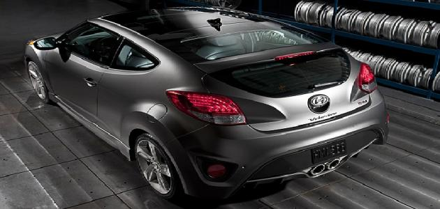 هيونداي فيلوستير (Hyundai Veloster)