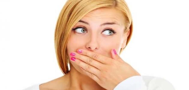 أسباب مرارة الفم