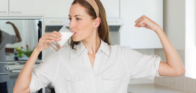 فوائد حليب الإبل للمرأة